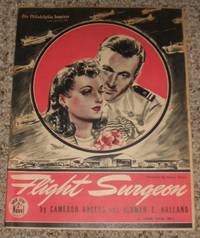 image of Flight Surgeon The Sunday Fiction Section from The Philadelphia Inquirer January 18th 1942