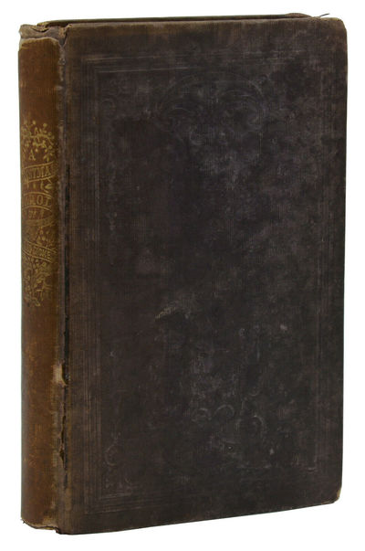 New York: Carey & Hart, 1844. First Edition. Very Good. First American edition, first printing. Boun...