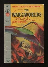The War of the Worlds [*SIGNED* by Gene Barry and Ann Robinson]
