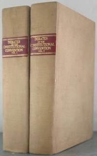 Debates and Proceedings of the Constitutional Convention of the State of Illinois, Convened at...