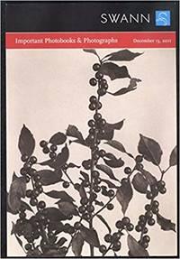 Important Photobooks & Photographs, Public Auction Sale 2265