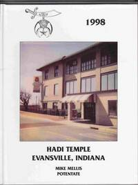 Hadi Shrine Temple A. A. O. N. M. S. Volume #3 by  Michael Mellis - 1st Edition - 1998 - from Sweet Beagle Books and Biblio.co.uk