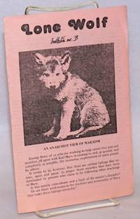 Lone Wolf Bulletin; No. 3, March 1982