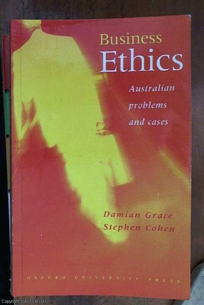 business ethics book review Get this from a library business ethics : ethical decision making and cases [o c ferrell john fraedrich linda ferrell.