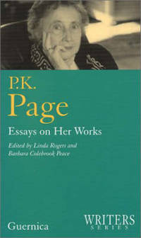 P.K.Page: Essays on Her Works