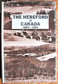 image of The Hereford in Canada 1860-1960.