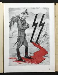 "image of Kreatury ""Nové Evropy"": 12 politických karikatur [The creatures of the ""New Europe"": twelve political caricatures]"