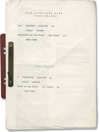 image of Der Todliche Biss [The Snake] (Original screenplay for an unproduced film)