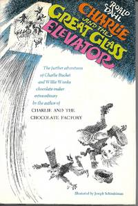 Charlie and the Great Glass Elevator (1972 First U.S. Edition)