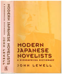 Modern Japanese Novelists: A Biographical Dictionary