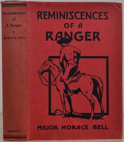Santa Barbara, CA: Wallace Hebberd, 1927. Book. Very good+ condition. Hardcover. Reprint edition. Oc...