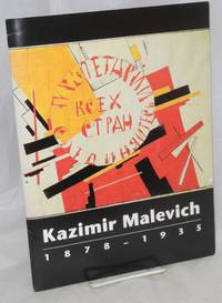 image of Kazimir Malevich 1878 - 1935; publicity packet with photos