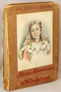 image of Alice's Adventures in Wonderland.