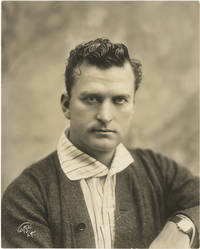 image of Original portrait photograph of Thomas H. Ince by photographer Albert Walter Witzel, circa 1910