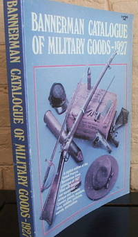 Bannerman Catalogue of Military Goods, 1927