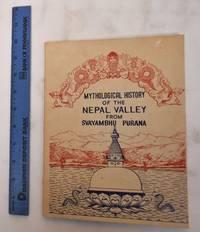 image of Mythological history of the Nepal Valley from Svayambhu Purana
