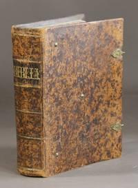 Biblia, thet är all then heliga skrift på swensko; efter then uppå Konung Carl then tolftes befalning år 1703 utgångna edition å nyo upplagd