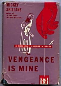 image of VENGEANCE IS MINE!