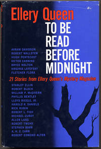 TO BE READ BEFORE MIDNIGHT: 21 STORIES FROM ELLERY QUEEN'S MYSTERY MAGAZINE