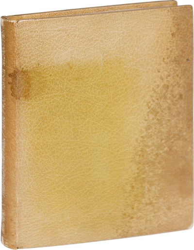 Berlin: S. Fischer, 1920. First Edition. Hardcover. First printing, limited issue. No. 100 of 160 nu...