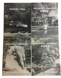 National Defense Fires. Four copies; 1 each of the 1st, 2nd, 3rd and 4th editions