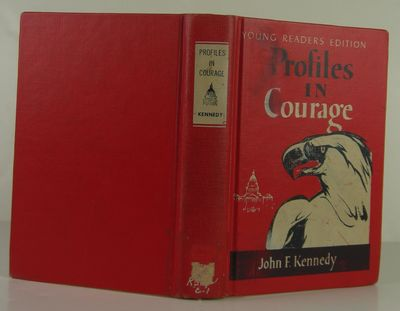 Harper, 1956. 5th or later Edition. Hardcover. Very Good/No Jacket. Early edition of Profiles in Cou...