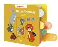 Baby Animals (PlayTabs) by Stephanie Babin - 2019-03-05 - from Books Express (SKU: 2408007933n)