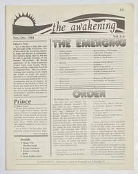 image of The Awakening. Vol. 2 no. 4 (Nov./Dec. 1984)
