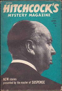 Alfred Hitchcock's Mystery Magazine (April 1972, volume 17, number 4)