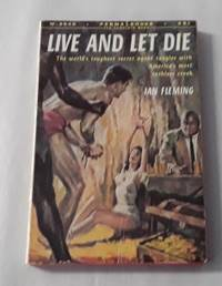 image of Live and Let Die (First Thus 1956)  Perma Books M-3048