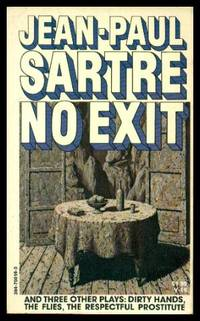 image of NO EXIT - and Three Other Plays