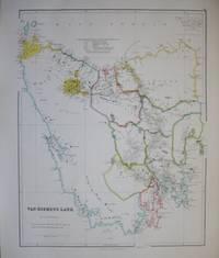 Van Diemens Land.  [Map]