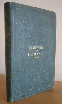 MacPhail's National Directory of Tasmania for 1867-68.  Including a correct and complete map...