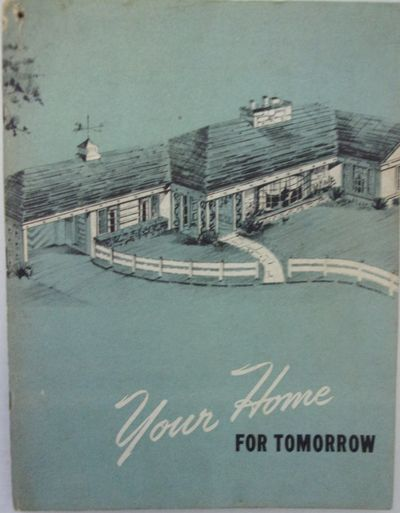 YOUR HOME FOR TOMORROW