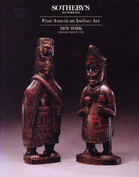 Sotheby\'s Fine American Indian Art (New York, Tuesday, May 23, 1995)