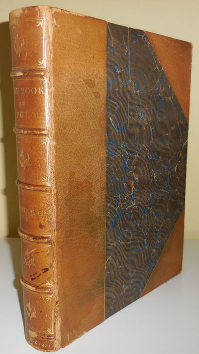 New York: J. F. Taylor & Company, 1901. First edition. Hardcover. Good +. Folio (over 14
