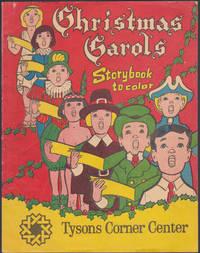 image of Christmas Carols Storybook to Color