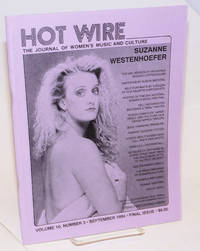 Hot Wire: the journal of women's music and culture; vol. 10, #3, September 1994; Final Issue