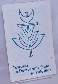 image of Towards a democratic state in Palestine