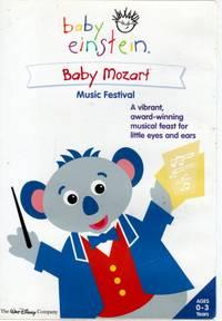 Baby Einstein - Baby Mozart - Music Festival [DVD]