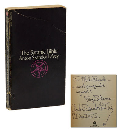 New York: Avon Books, 1969. First Edition. Very Good. First edition, first printing. Precedes the ha...