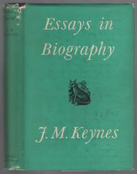 image of Essays in Biography