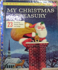 image of My Christmas Treasury:  A Collection of Christmas Stories, Poems, and Songs