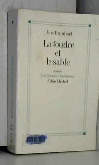 La foudre et le sable by Jane Urquhart - Paperback - 1995 - from AMMAREAL (SKU: B-352-256)
