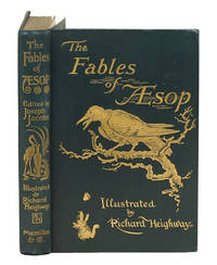 The Fables of Æsop. Æsop. Done into Pictures by Richard Heighway.