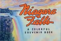 image of Niagara Falls: a Colorful Souvenir Book