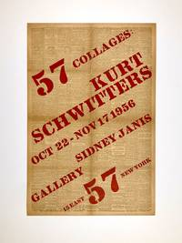 57 Collages Kurt Schwitters