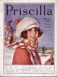MODERN PRISCILLA (JANUARY 1927)  A Magazine of Needlework, Homecrafts and  Housekeeping