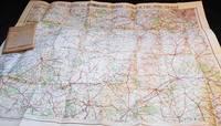 Grande Carte Routiere No. 8: Environs de Paris Section Sud Ouest
