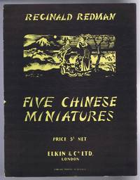 Five Chinese Miniatures: Immeasurable Pain; At the Kuangi-Li Pavilion; Clearing at the Dawn; The Pavilion of Abounding Joy; A Song of Courtship